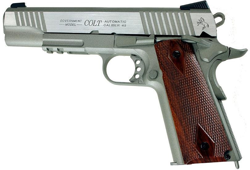 KWC / Colt 1911 Railgun CO2 Blowback Pistol