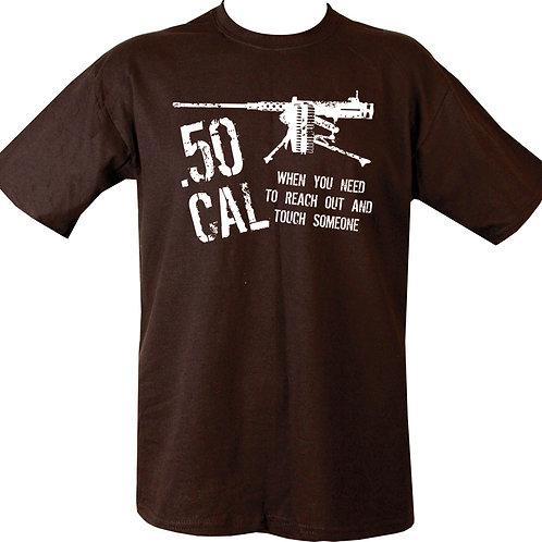 .50 Cal Printed T Shirt