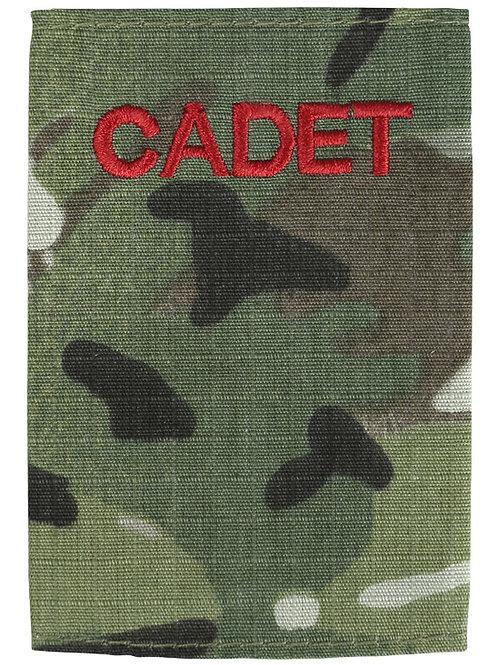 Cadet Rank Slides MTP