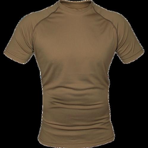 Viper Mesh-tech T-Shirt-Coyote