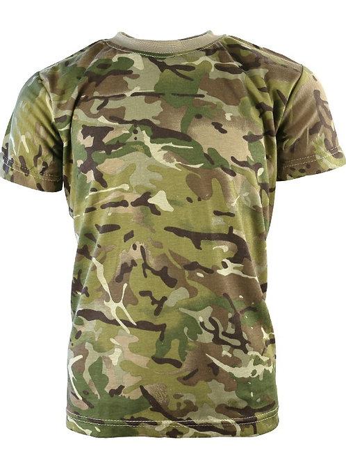 Kids Army T Shirts
