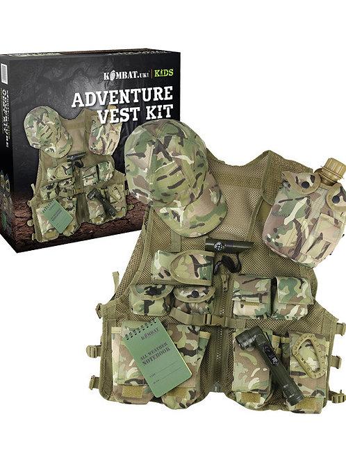 Kids Adventure Vest Set - BTP