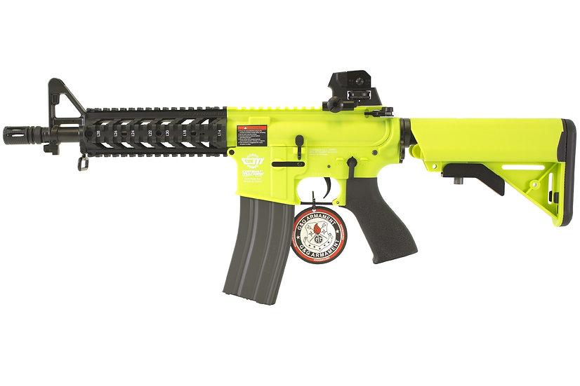 G&G CM16 Raider Two-Tone Green