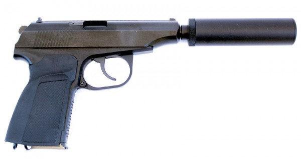 WE Makarov Gas Blowback Pistol