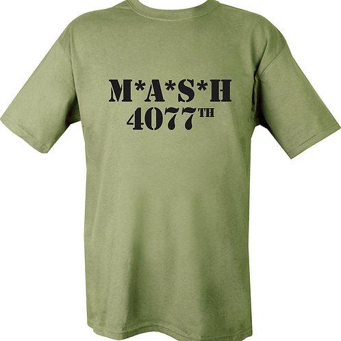 MASH printed T Shirt