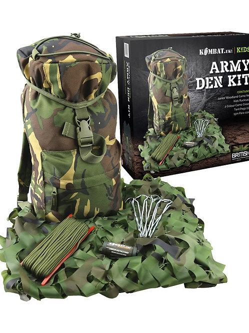 Kids Army Den Kit