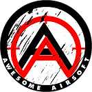 Awesome Airsoft Store Logo