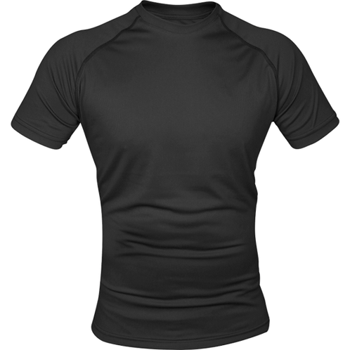 Viper Mesh-tech T-Shirt-Black