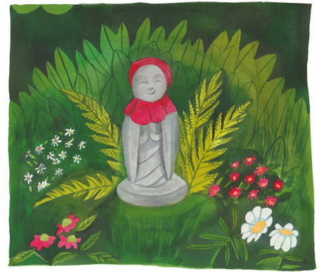 Miscarriage, the '12 Week Rule' and Jizo