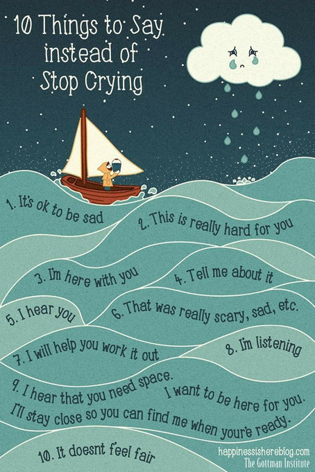 Why do we cry and what can we do about it?
