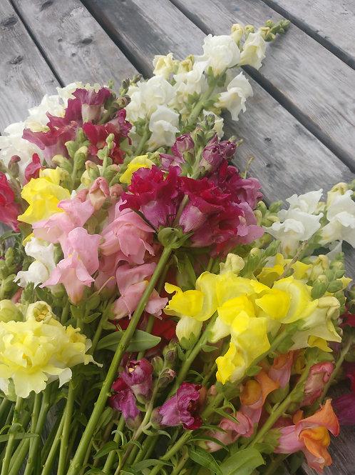 Bouquet Pickup