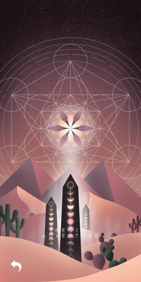 Begin Adventure (Desert)
