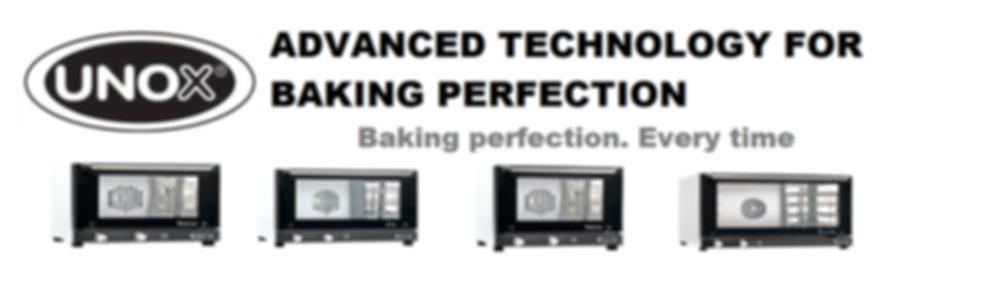 Unox Bakery Oven
