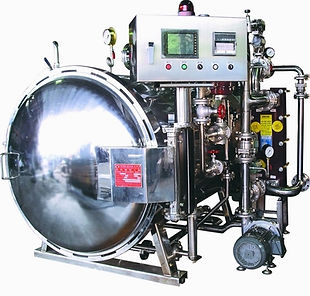Retort Sterilizing Machine