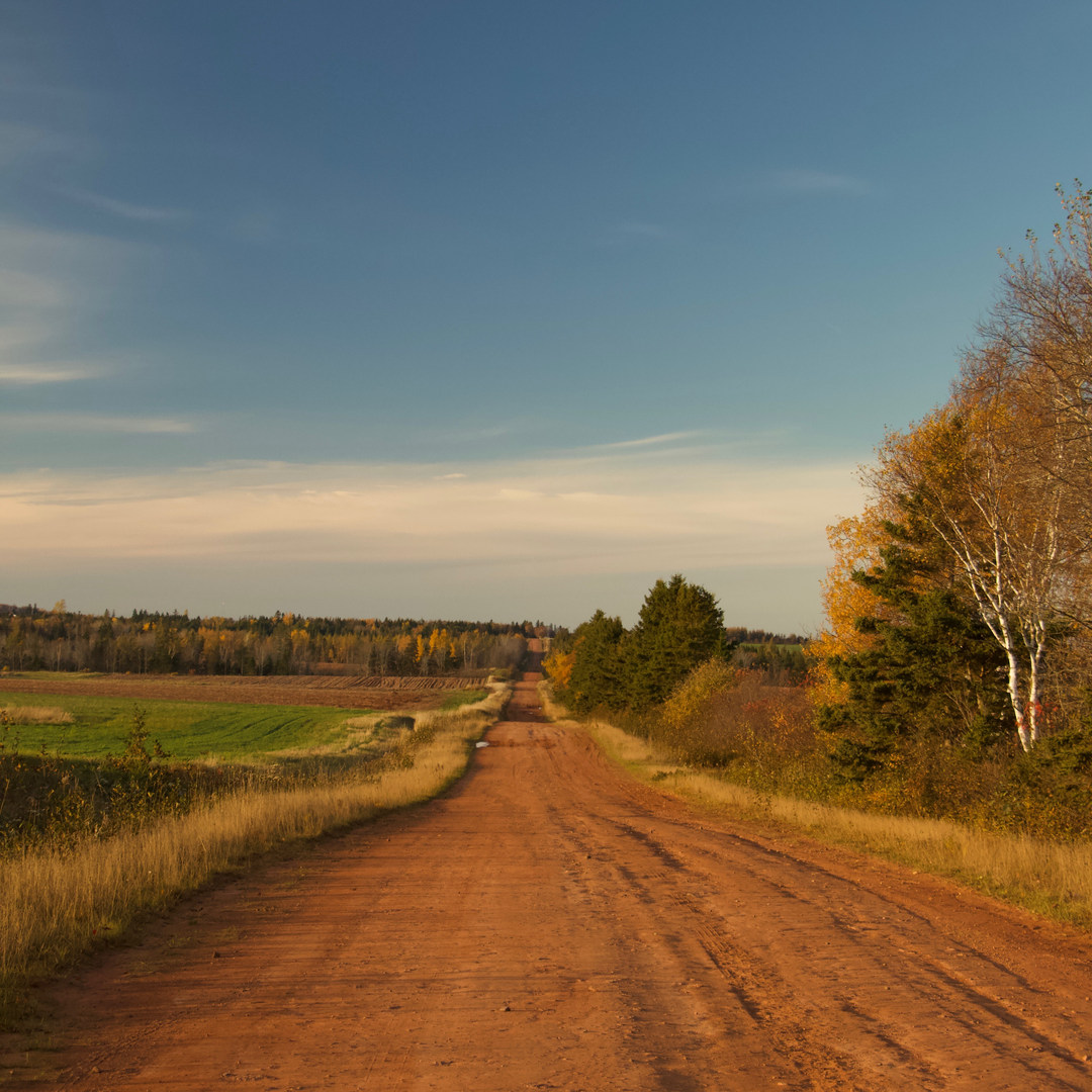 Red Dirt roads are the best roads