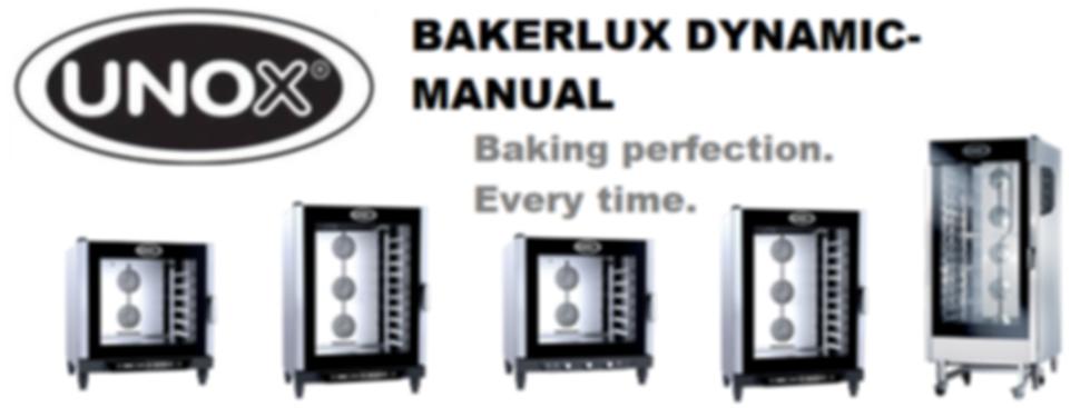 Unox Bakerlux Oven