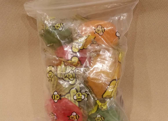 Mixed Fruit Flavored Honey Candy-Small