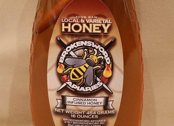 Cinnamon Infused 16 ounce