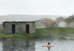 Secret Lagoon Hot Spring