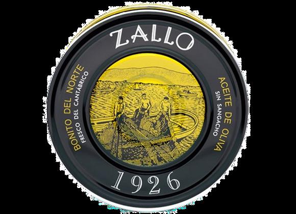 Thon blanc Germon à l'huile d'olive 1.8kg Zallo