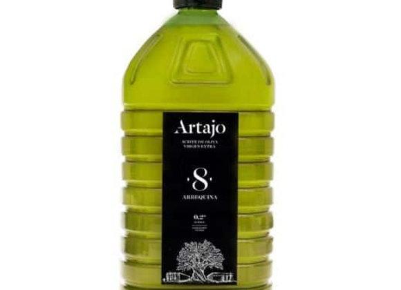 Huile d'Olive Artajo 8 Arbequina