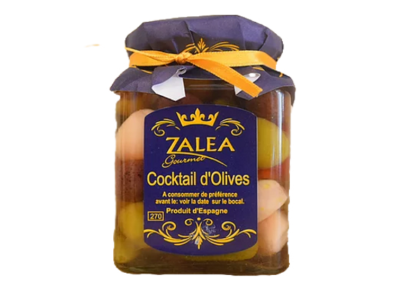 Cocktail d'olives Zalea Gourmet