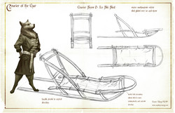"Jules Verne's ""Courier of the Czar"""