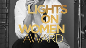 Lights on Women Award: L'Oréal Paris is Debuting the Award at the Cannes Film Festival on July 16th.