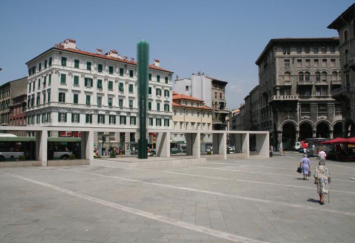 Riqualificazione Piazza Goldoni