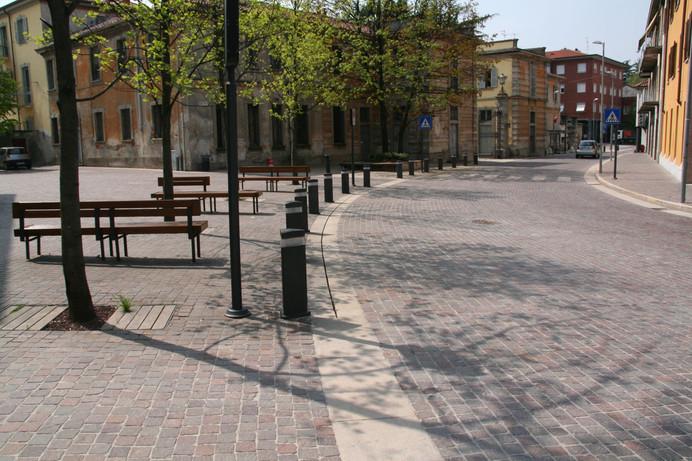 Riqualificazione piazza San Vito