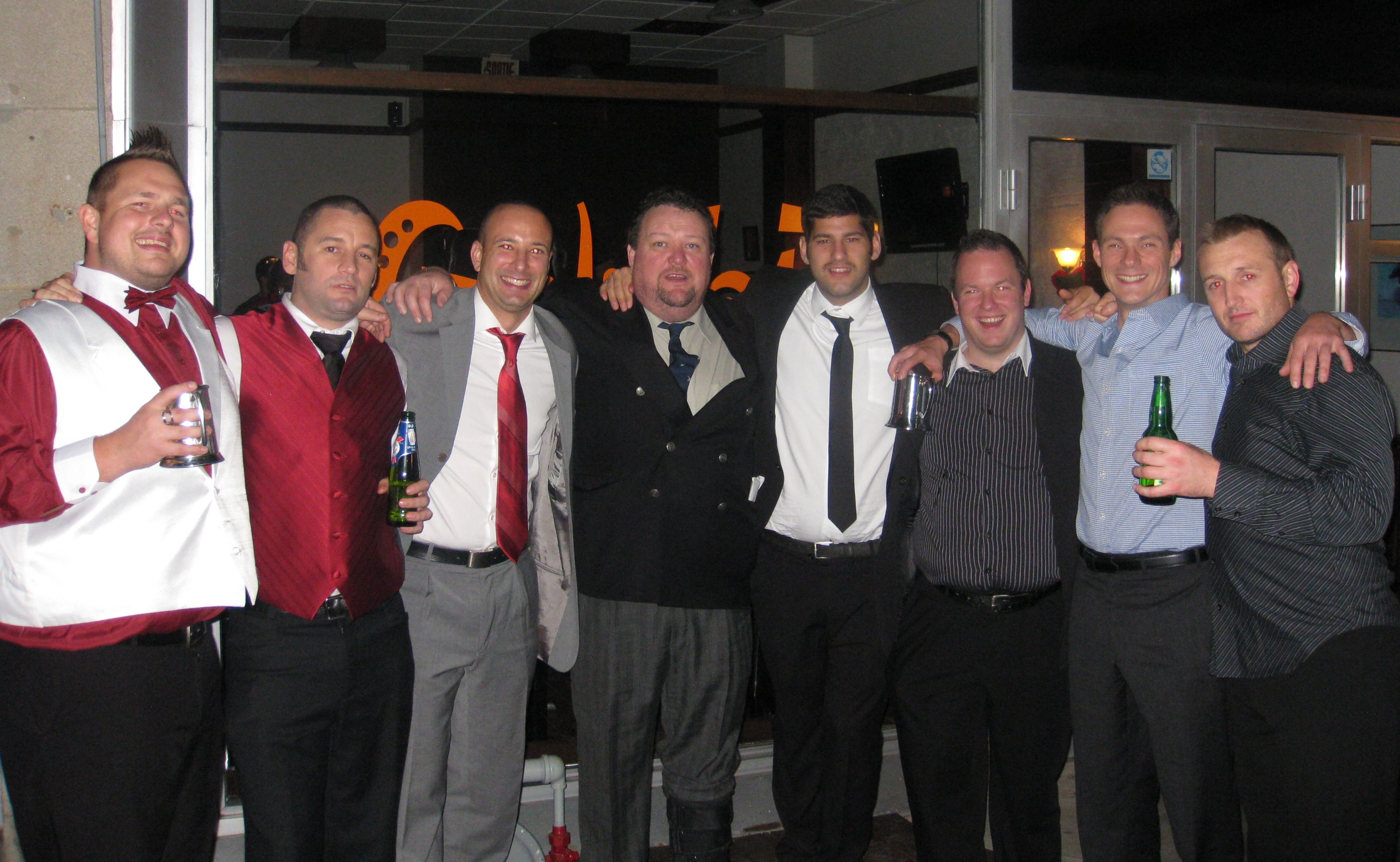 Exiles-Founding-Members-at-Banquet