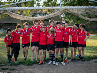 NDG u16's: Raphael Jabbour Memorial cup champions!
