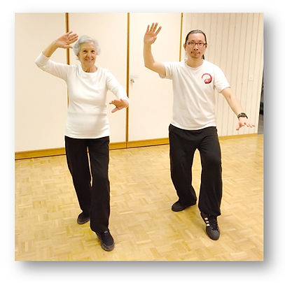 Tai Chi am Zürichsee | Private Class | Personal Training | Privatstunden