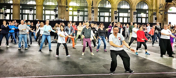 Tai Chi am Zürichsee Group Course