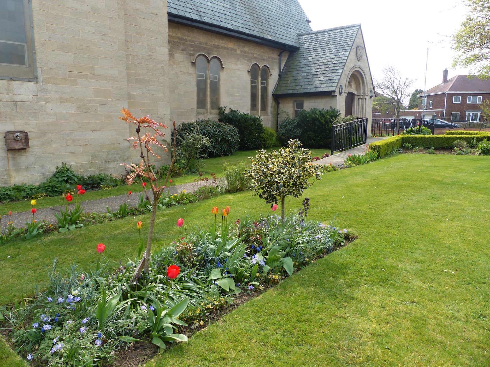 Our Church Garden