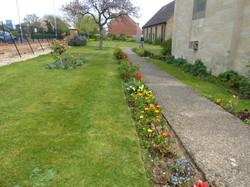 Hall Garden