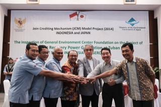 SEMEN INDONESIA TEKAN EMISI CO2 DENGAN PEMANFAATAN PANAS GAS BUANG