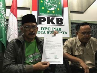 Kader PKB wajib PKB sosialisasikan Fandi Utomo Walikota Surabaya
