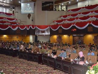 Ketua DPRD Jatim minta anggota dewan tancap gas, Wagub apresiasi pembentukan AKD dengan musyawarah m