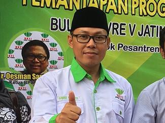 Mantan Ketua RT yang juga anggota DPD RI asal Jatim Ahmad Nawardi didorong maju Pilwali Surabaya 202