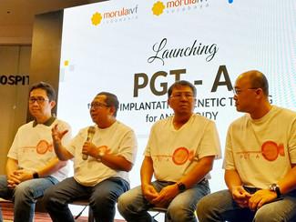 Dengan teknologi PGT-A peluang keberhasilan program bayi tabung lebih besar
