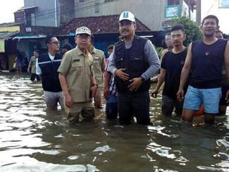 Gus Ipul : Semua Kekuatan Dikerahkan untuk Bencana Pacitan
