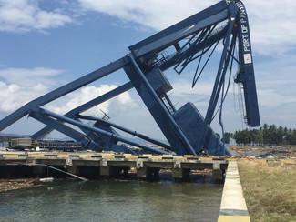 Fasilitas pelabuhan di wilayah Sulawesi Tengah alami kerusakan, akibat gempa