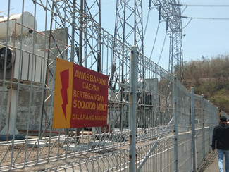 Tim PDKB taruhkan nyawa guna jaga kestabilan dan pasokan listrik untuk masyarakat