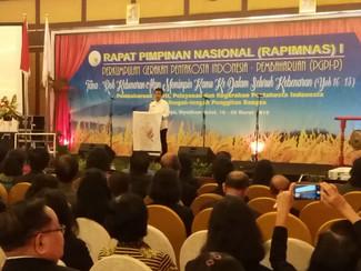 PGPI-P diminta Wagub Jatim untuk terus ikut menjaga toleransi umat beragama