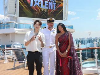 Princess Cruises sambut kehadiran Juri Asia's Got Talent di atas Pesiar Majestic Princess