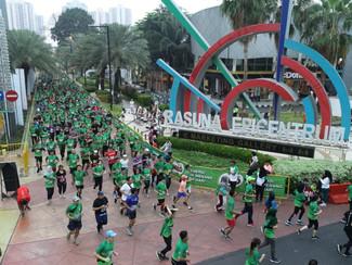 16.000 peserta ramaikan MILO Jakarta International 10K
