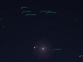 Mengamati Gerhana Bulan dan Planet Mars dari Kantor LAPAN
