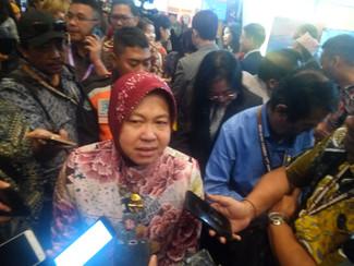 Ganjil genap belum akan diterapkan di Surabaya