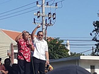 Tuntutan dipenuhi, demo di DPRD Jatim berakhir damai dan kondusif
